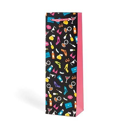 Nod Products - Bolsa de regalo para botella de 35,5 cm de ...