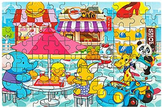 Rocita Juego Puzzles niños Infantiles 3 años,Rompecabezas de ...