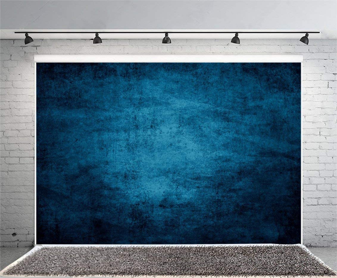 10x6.5ft Polyester Photography Backdrop Grunge Shabby Chic Texture Dark Color Paint Blurry Abstract Wallpaper Photo Background Children Baby Adults Portraits Backdrop