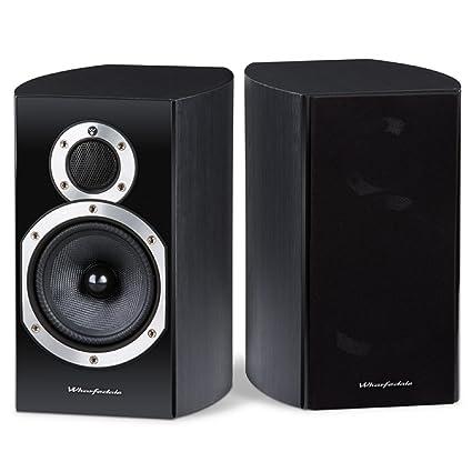 amazon com wharfedale diamond 10 1 black home audio theater rh amazon com