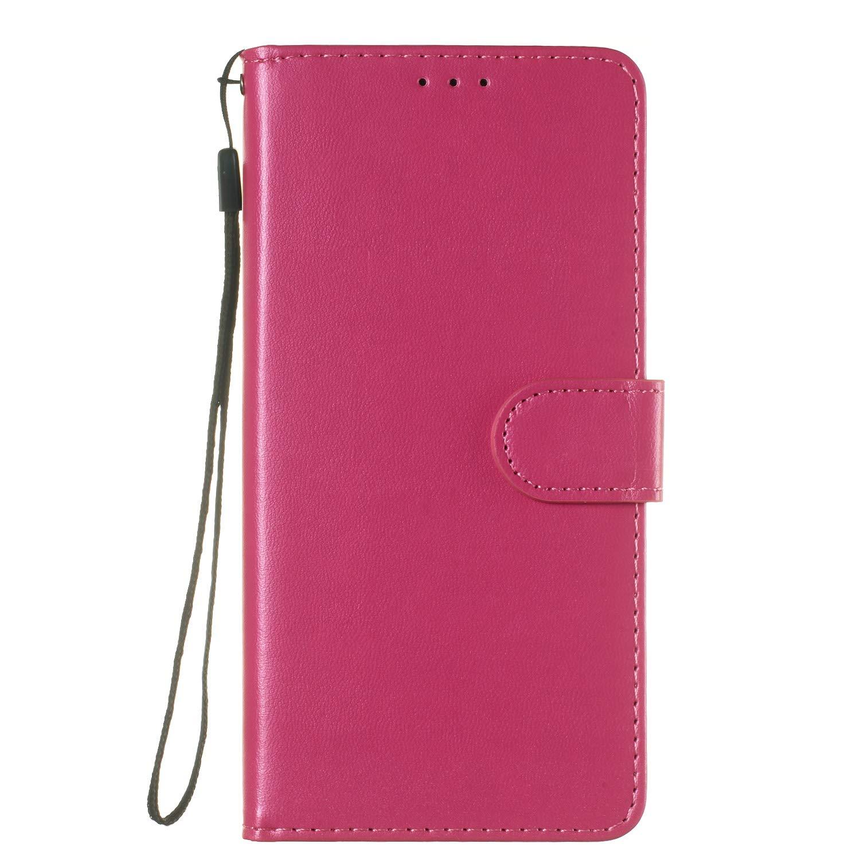 TOYHU250090 T5 Klapph/ülle mit Kartenfach Brieftasche Lederh/ülle Stossfest Handyh/ülle Klappbar Case f/ür Samsung Galaxy A40 Tosim Galaxy A40 H/ülle Leder