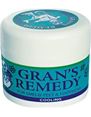 Gran's Remedy Shoe Deodorizer Powder and Foot Odor Eliminator