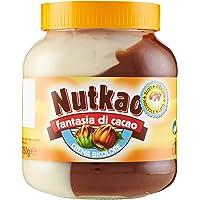 Nutkao Fantasia di Cacao, Crema Bicolore - 750 gr