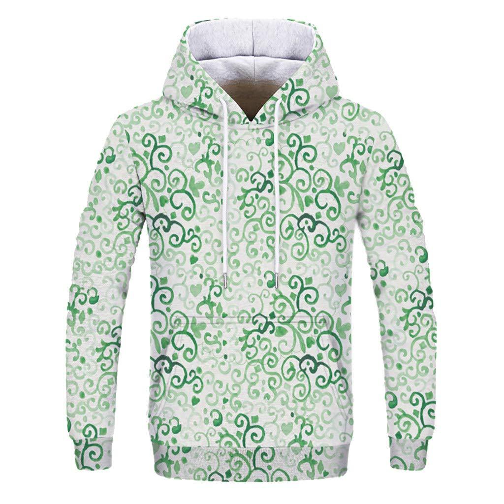 sumcreat Clothes,Fashion Loves Casual Autumn Winter Printing Long Sleeve Hoodies Sweatshirt