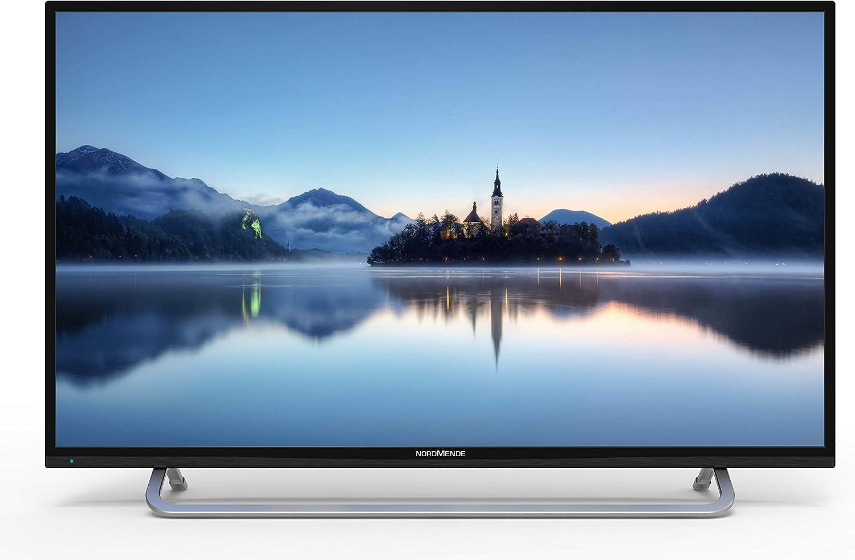 Akai A/V nd43 N2000s televisor, Negro: Amazon.es: Electrónica