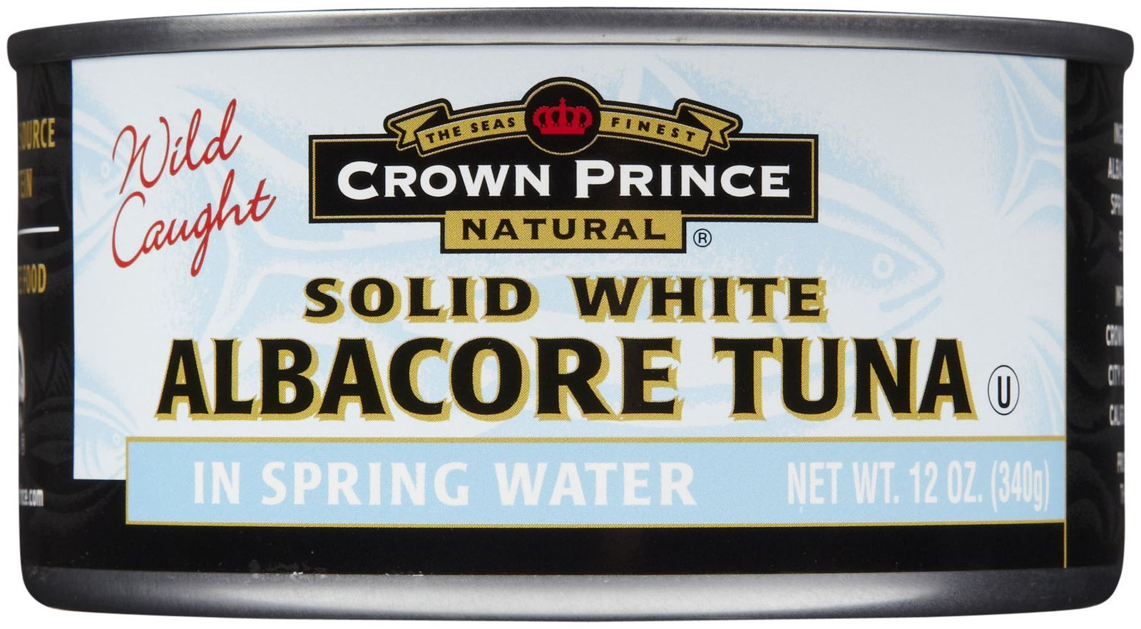 Crown Prince Albacore Tuna, In Water, 12 oz