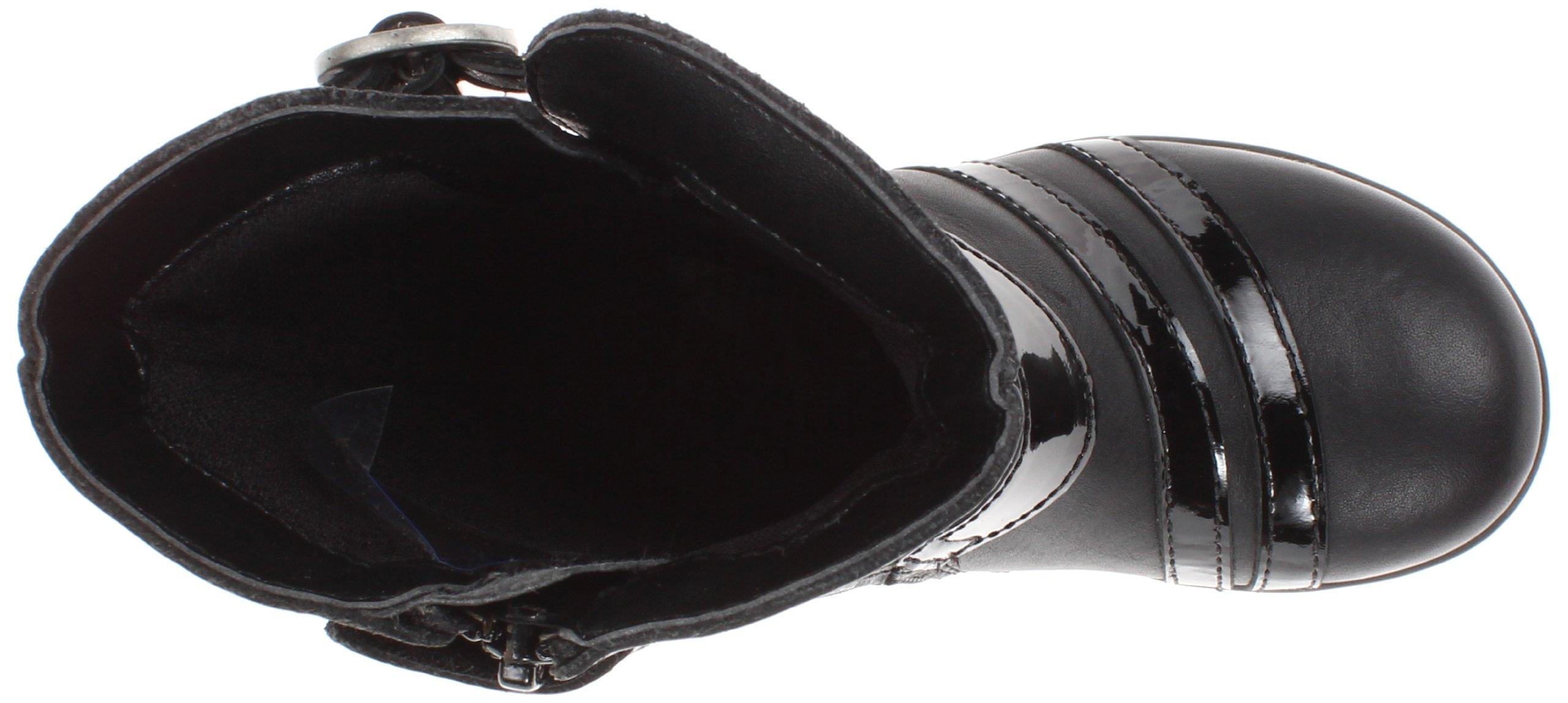 Kickers Kid's Angelyn Boot, Black, 28 (US 10.5 Little Kid) M US by Kickers (Image #7)