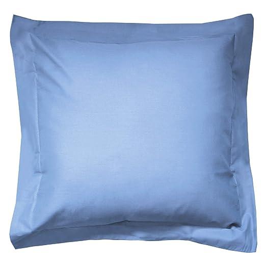 Funda de almohada algodón, 65 x 65 cm, diseño de Bella ...