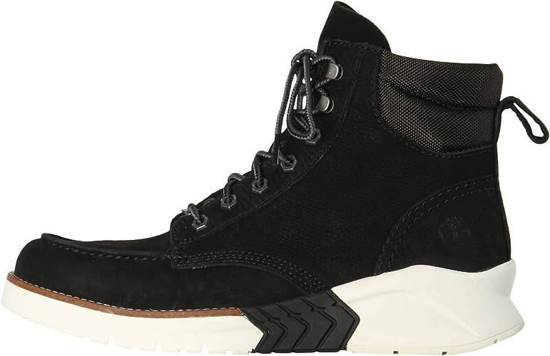 lanzar Orientar Magistrado  TIMBERLAND MTCR Moc Toe Boot Botines/Low Boots Hommes Negro Botas de caña  Baja: Amazon.es: Zapatos y complementos