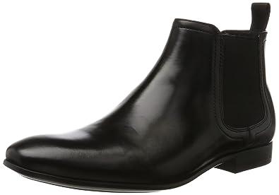 Design 10055, Bottes Chelsea Homme, Noir (Black), 40 EUKenneth Cole