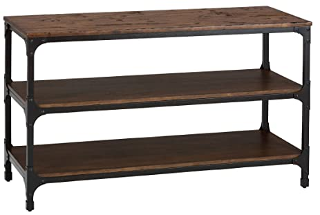 Jofran Urban Nature Wood Sofa Table In Pine