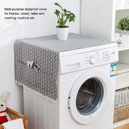Cubierta Superior del Refrigerador Protector Multiusos de la ...
