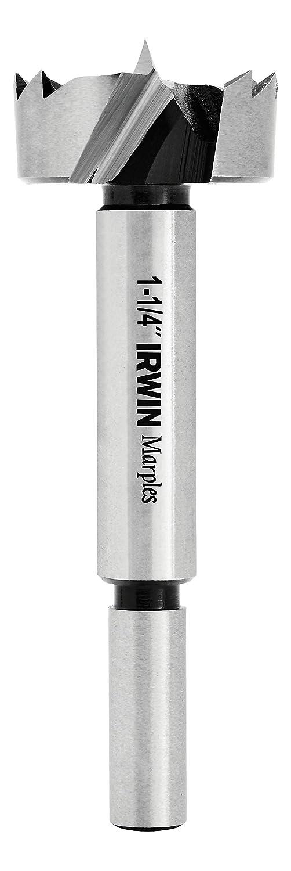 "Irwin Tools 1966932 Irwin Marples Wood Drilling Forstner Bit, 1-1/4"","