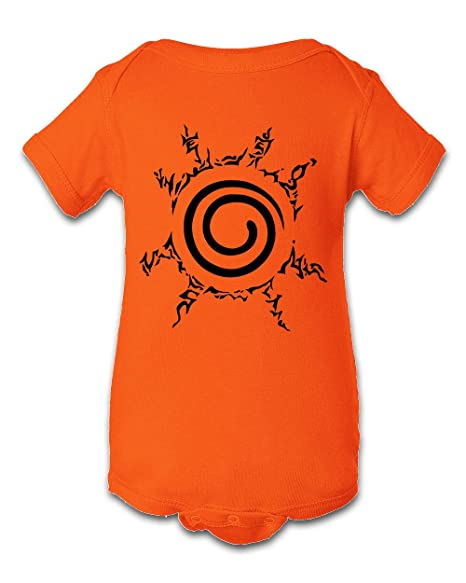 5f59e56e5 Amazon.com: Tee Tee Monster Baby Boys'Naruto Seal Inspired Onesie: Clothing
