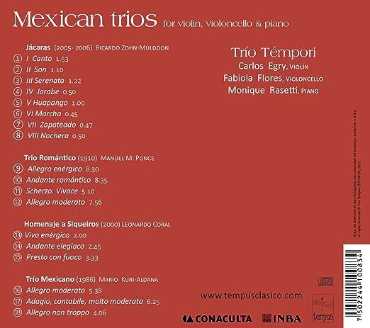 Trio mexicano 1