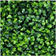EJOY e-Joy 12 Piece Artificial Topiary Hedge Plant Privacy Fence Screen Greenery Panels Suitable for Both Outdoor or Indoor,