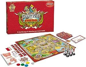 Bizak - Tras La Pista En China Town 62641659: Amazon.es: Juguetes y juegos