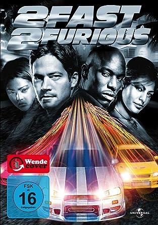 2 Fast Furious Amazoncouk DVD Blu Ray
