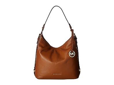 a65e011b3d3e MICHAEL Michael Kors Women s Bedford Belted Shoulder Luggage Handbag ...