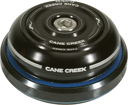 Cane Creek Tapered 40 Is42//28.6 Is52//40 Short Cover Integrated Headset Black