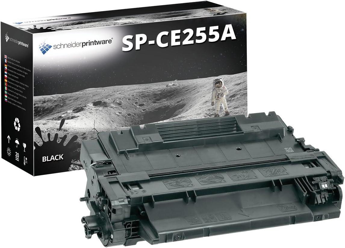 Xxl Schneider Business Toner Kompatibel Zu Hp Ce255a Für Hp Laserjet Enterprise 500 Mfp M525f P3010 P3015 Laserjet Pro M521dn Alle Teile Sind Neu Und Perfekt Für Den Drucker Abgestimmt Bürobedarf