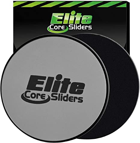 Amazon Com Elite Sportz Exercise Sliders Are Double Sided And