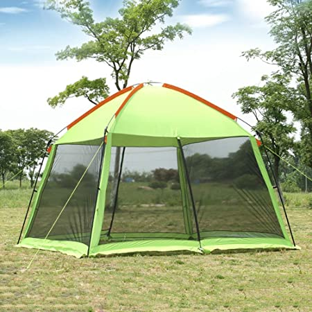 Aumentar el Espacio Carpa de Camping, Carpa Impermeable Anti ...