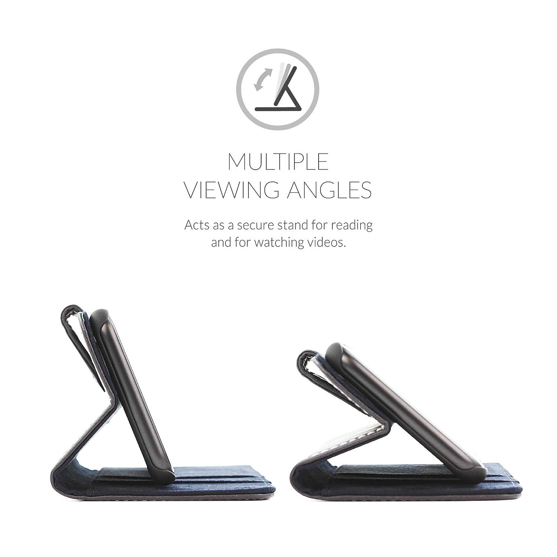 Legacy Series Flip Phone Case Cover in Blackest Black Snugg iPhone ...