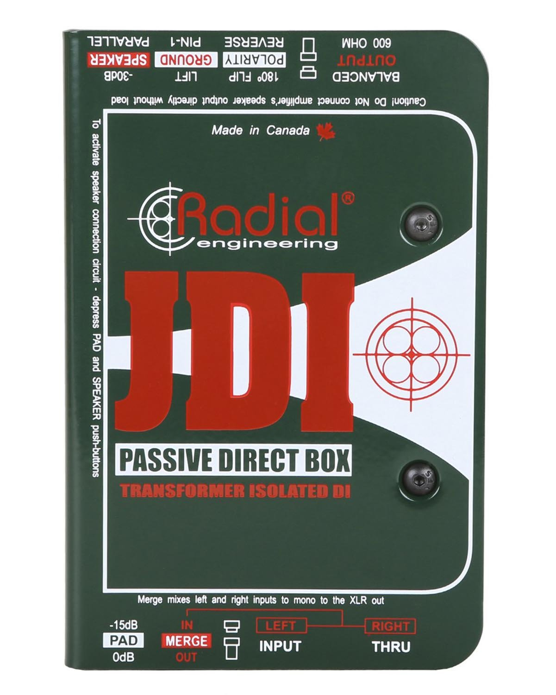 JDI Passive Direct Box Radial R8001010