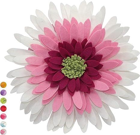 Flower of Life Living Flower Holding Cushion Picture Deco Shield dekoschild 15 x 15 cm