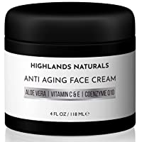Anti Aging Face Cream for Men - Anti Wrinkle Face Moisturizer and Facial Lotion...