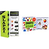 Slapzi Picture Card Game w/ Snapzi Add-On Card Game