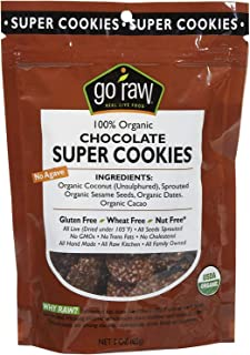 product image for Go Raw Chocolate Super Cookie - 3 oz