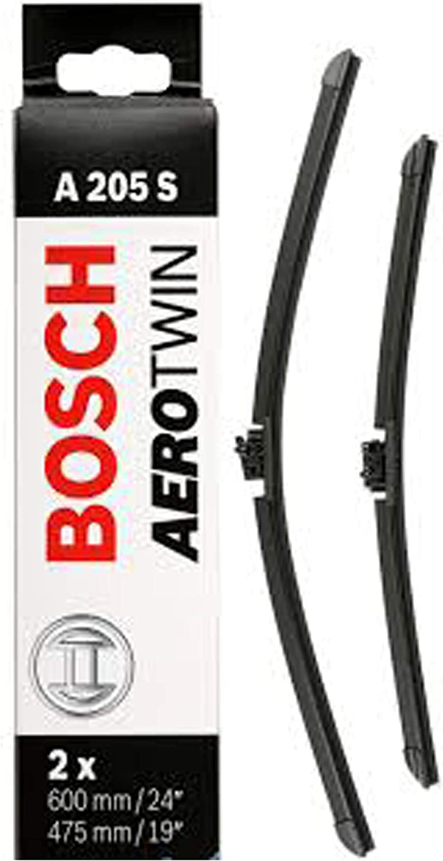 Bosch Aerotwin Retrofit Flach Scheibenwischer Set 600 475 Mm A205s Auto
