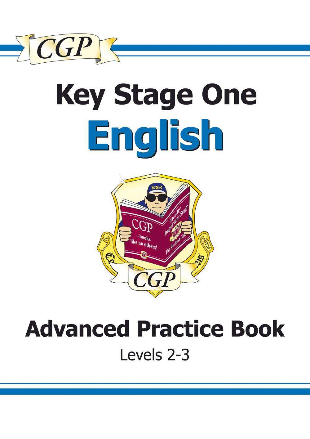 KS1 English SATs Advanced Workbook - Levels 2-3: Advanced Practice ...