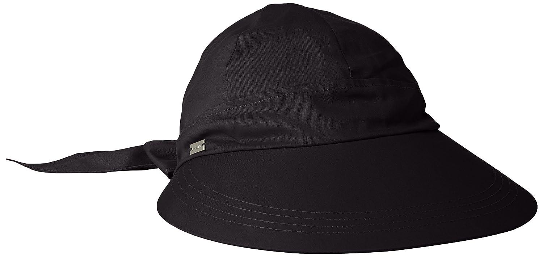 7495747c Betmar Face Framer Visor, Black, One Size: Amazon.co.uk: Clothing
