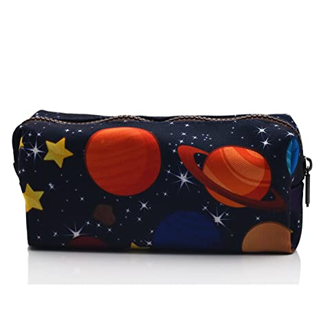 Amazon.com: Space Students - Estuche de lona para lápices o ...