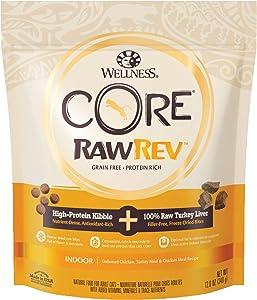 Wellness CORE Rawrev Indoor Deboned Chicken, Turkey Meal & Chicken Meal Recipe, 12 oz Bag