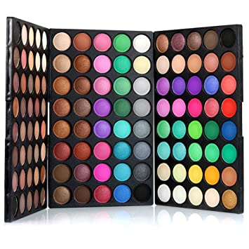 Eye Shadow Smart Pro Brand 39 Colors Nude Shimmer Matte Eyeshadow Palette Glitter Metallic Makeup Natural Brilliant Beauty Eye Shadow Kit