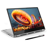 Lenovo YOGA 530-14ARR Convertibile, Display 14.0 Hd, Processore AMD Ryzen 3 2200U, RAM 8 GB, Storage 256 GB SSD, Grafica Condivisa, Windows 10, Onyx Black