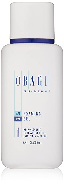 Obagi Nu Derm Foaming Gel Reviews