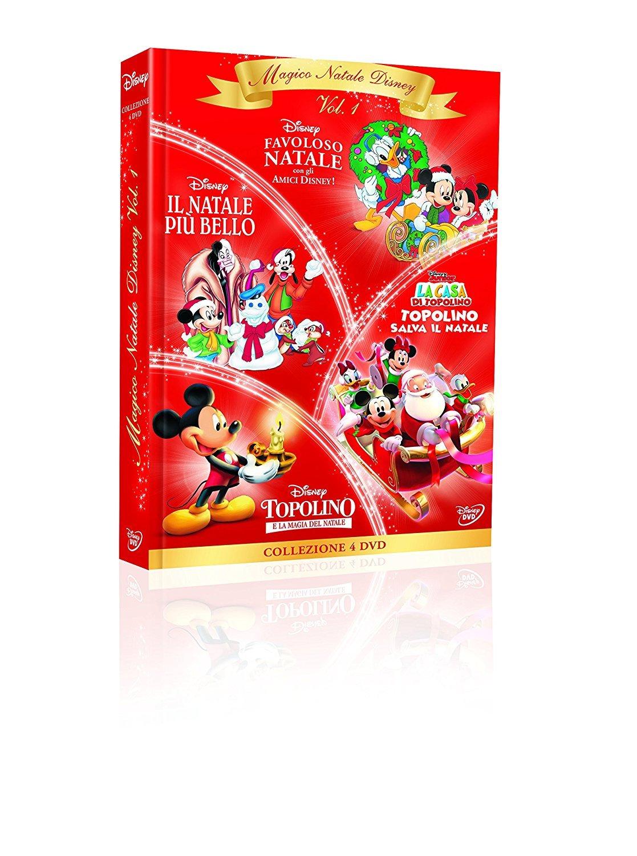 Cofanetto Magico Natale Disney Volume 1 4 Dvd Amazon It Jun
