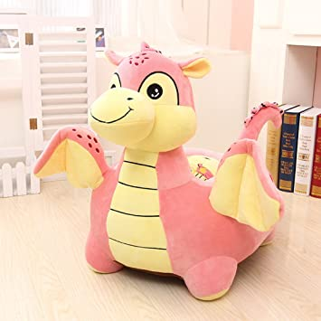Nice MAXYOYO Kids Plush Riding Toys Bean Bag Chair Seat For Children,Cartoon  Cute Animal Plush