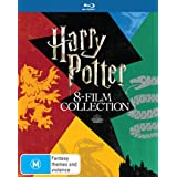 Harry Potter - The Complete 8 Film Collection
