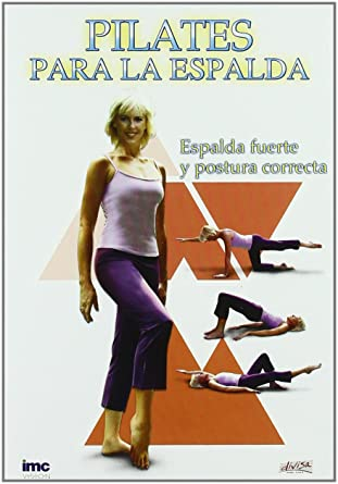 Pilates Para La Espalda [DVD]: Amazon.es: KEN GRAY: Cine y ...