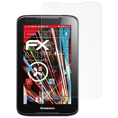 AtFoliX Anti Casse Protecteur Decran Pour Lenovo A1000 Choc Film