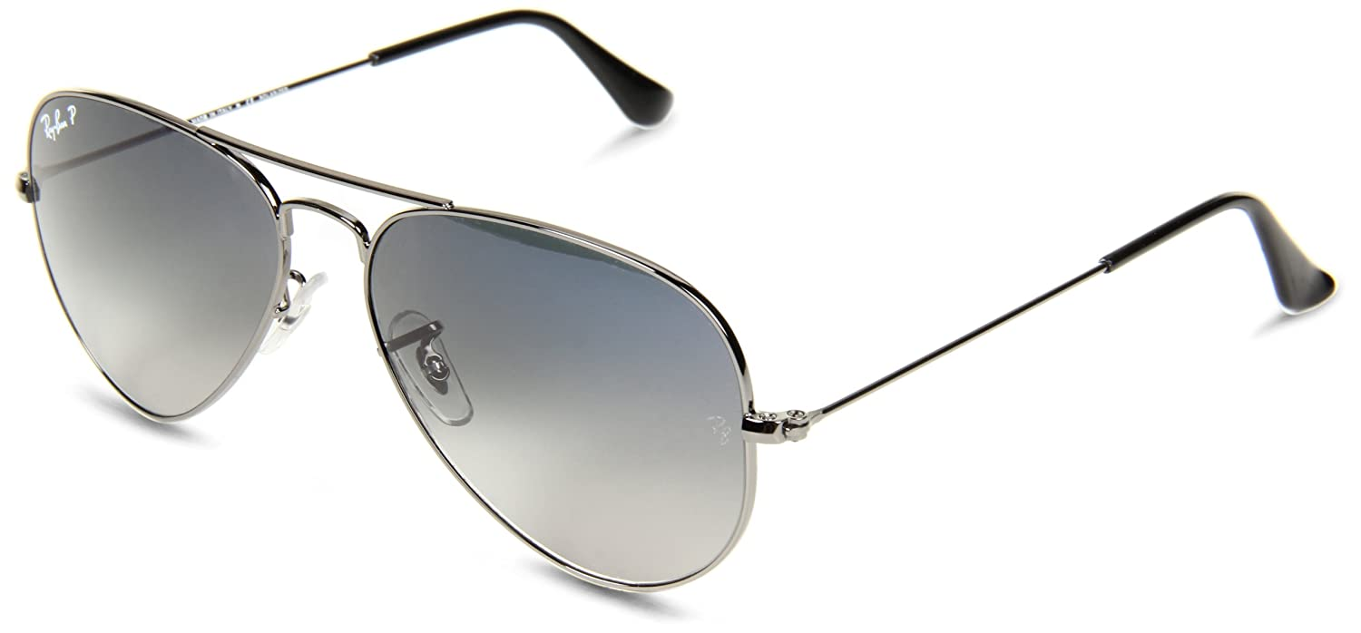 rb3025  Amazon.com: Ray-Ban AVIATOR LARGE METAL (RB 3025 004/78 58 ...