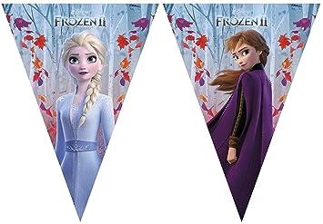 Disney Frozen 2- Bandera, Color azul (Procos 99492): Amazon ...