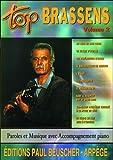 Partition : Top Brassens volume 2