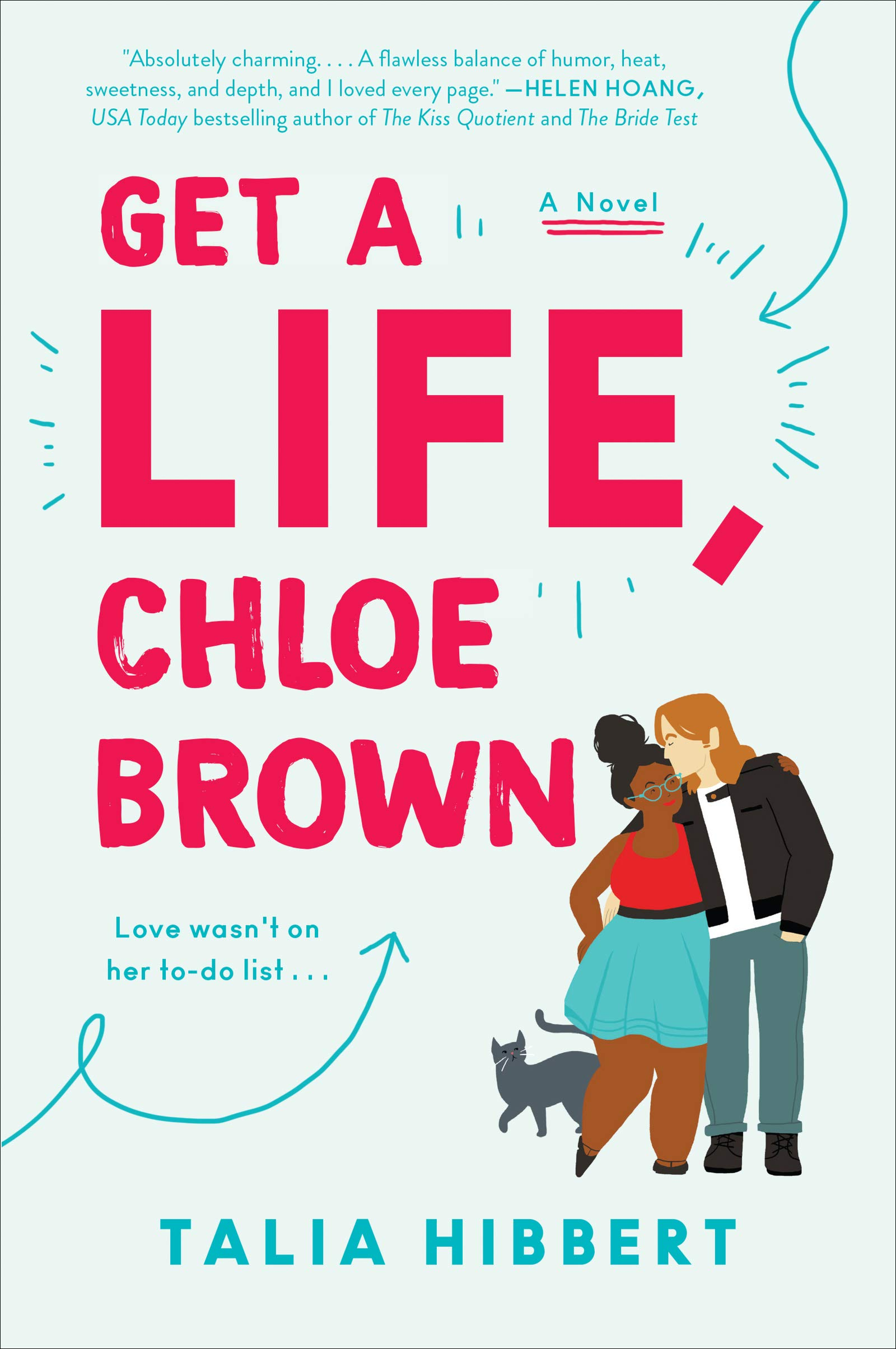 Get a Life, Chloe Brown: A Novel (The Brown Sisters) by Avon